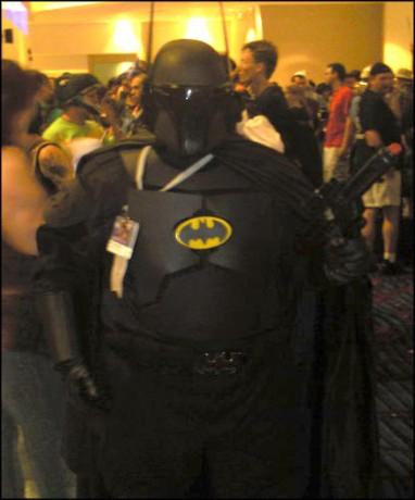 2. Batman Boba Fett