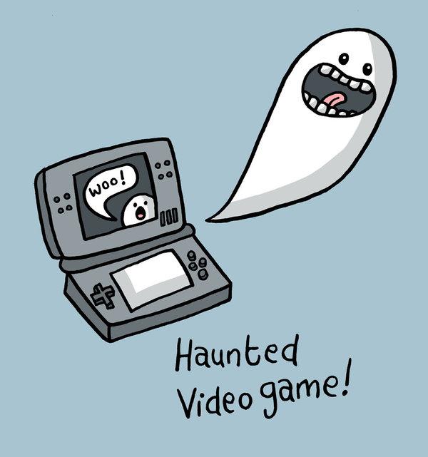 HauntedVideoGame
