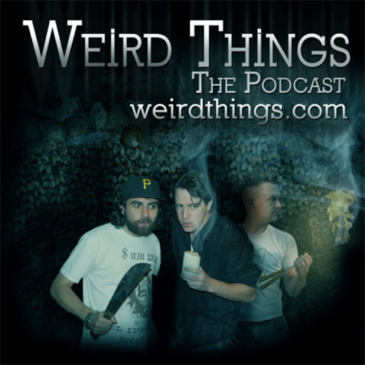 Weird Things » Podcasts