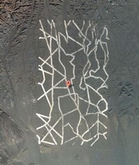 China_ Google Earth spots huge, unidentified structures in Gobi desert - Telegraph.jpg