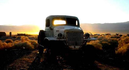 Manson Family Truck
