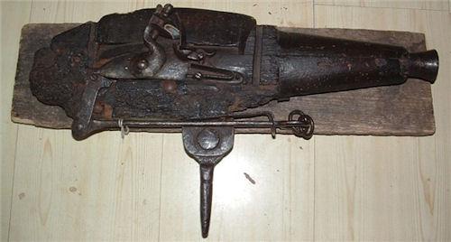 Grave Gun - Set Gun