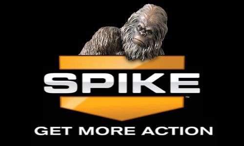 Spike TV Bigfoot Challenge