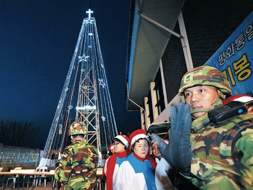 North Korean Christmas Tour