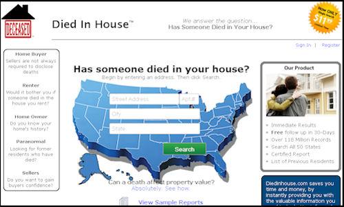 DiedInHouse