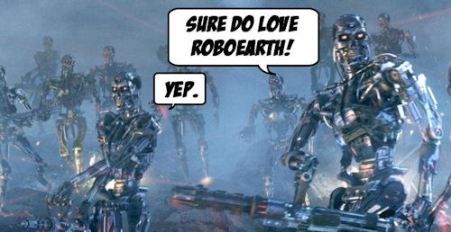 RoboEarth TakeOver