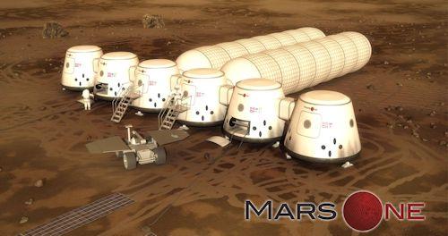Mars One Fail